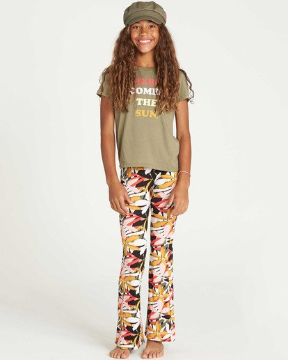 0 Girls' Tell Me Pant  G301PBTE Billabong