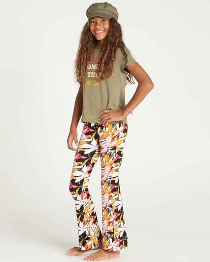 1 Girls' Tell Me Pant  G301PBTE Billabong