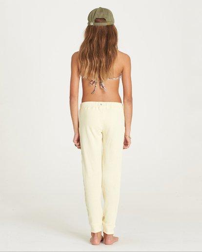 2 Girls' Safe Love Pant Yellow G305LSAF Billabong