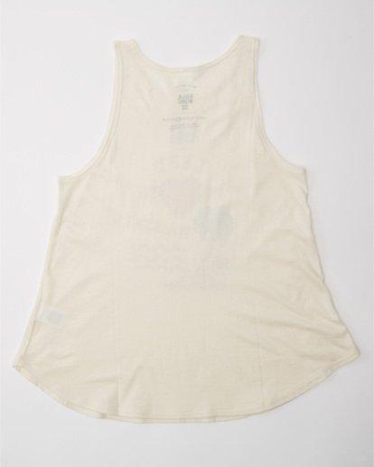 1 Girls' Waikiki Eye Left T-Shirt White G414KEYR Billabong