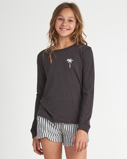0 Girls' Turn The Tide Black G4201BTU Billabong