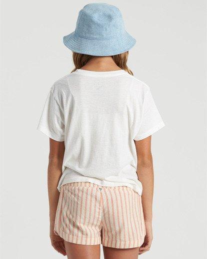 1 Girls' Seaside Draming T-Shirt  G4283BSE Billabong
