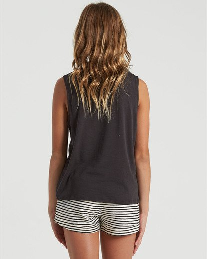 1 Girls' Sweet Pick Tank Black G4293BSW Billabong