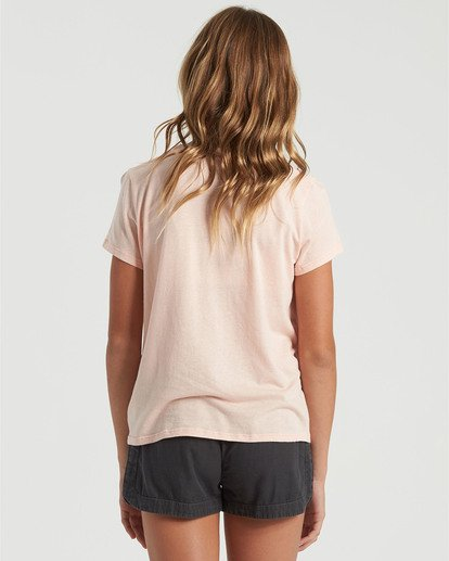1 Girls' Natrue Guide T-Shirt Multicolor G4843BNA Billabong