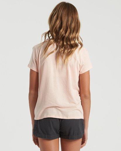 2 Girls' Natrue Guide T-Shirt Multicolor G4843BNA Billabong