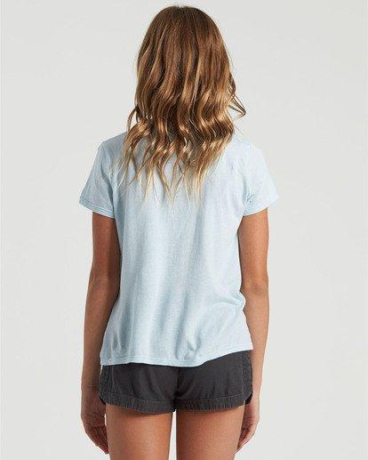 1 Girls' World Tour T-Shirt Multicolor G4843BWO Billabong
