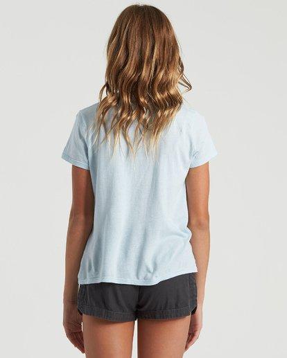 6 Girls' World Tour T-Shirt Multicolor G4843BWO Billabong