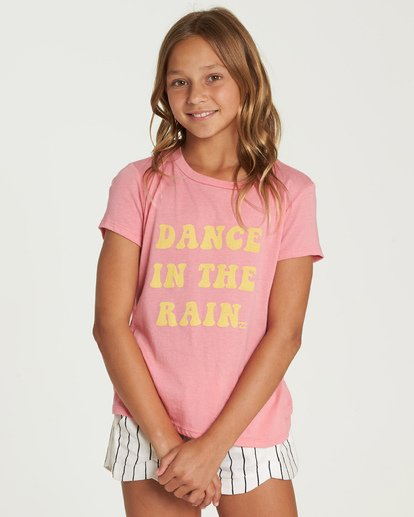 0 Dance In The Rain T-Shirt  G484UBDA Billabong