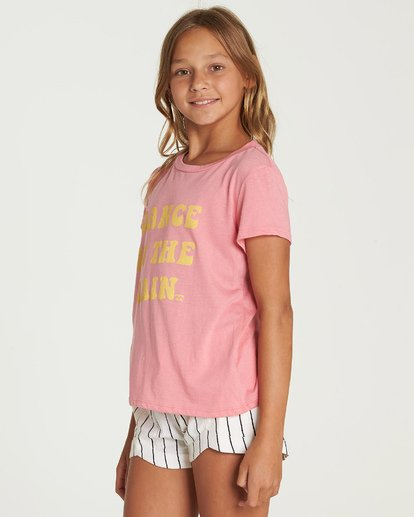1 Dance In The Rain T-Shirt  G484UBDA Billabong