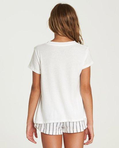 2 Girls Surf Too T-Shirt  G484UBGI Billabong