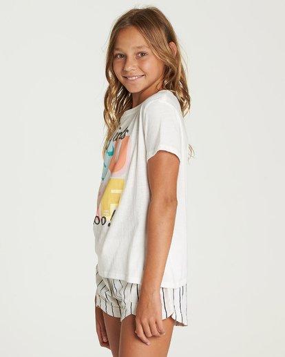 1 Girls Surf Too T-Shirt  G484UBGI Billabong