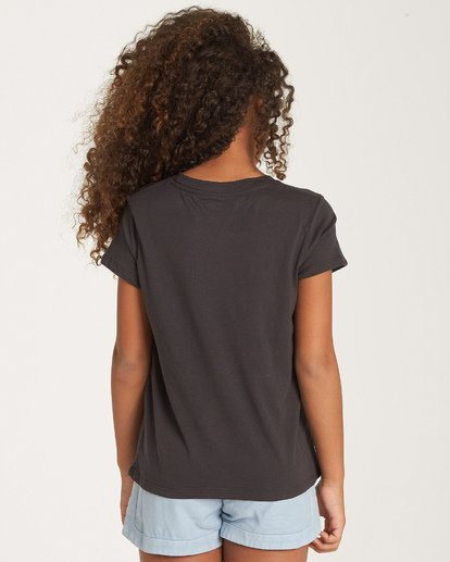 2 Girls' Sunset Vibes T-Shirt Black G484WBSU Billabong