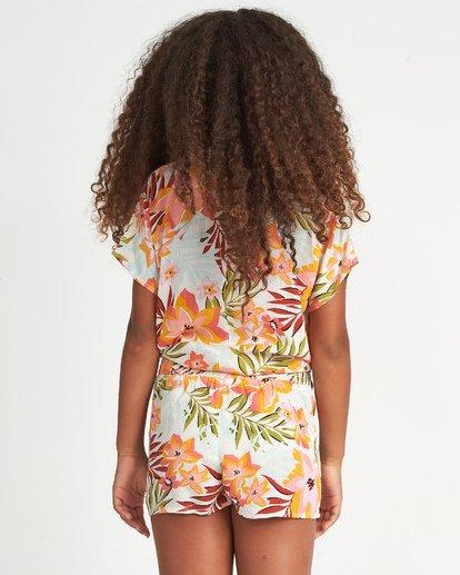 1 Girls' Aloha Beach Grey G5021BAL Billabong