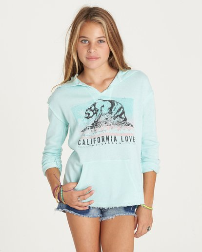 0 Girls' Days Off Pullover Hoodie  G601LDAY Billabong