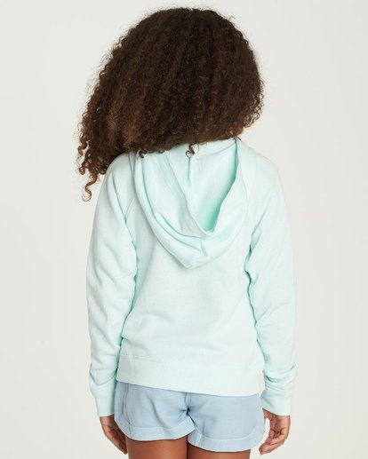 2 Girls' Days Off 2 Hooded Sweatshirt Yellow G601TBDA Billabong