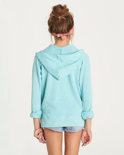 2 Girls' Wanna Go Hoodie  G602LWAN Billabong