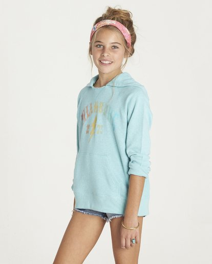 1 Girls' Wanna Go Hoodie  G602LWAN Billabong