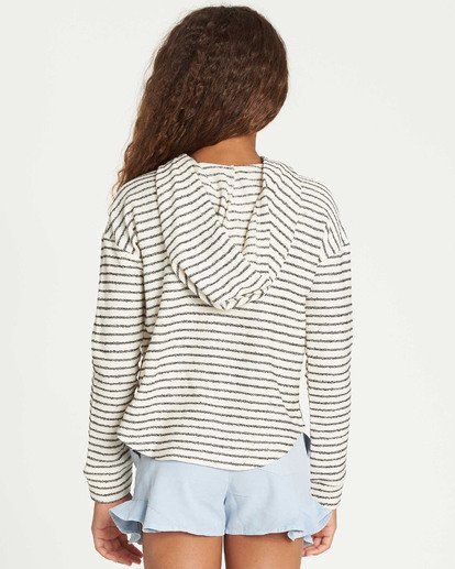 2 Girls' Side To Side Hoodie  G603TBSI Billabong