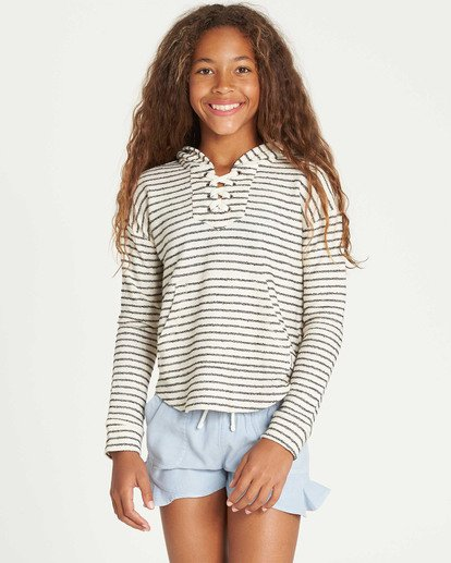 0 Girls' Side To Side Hoodie  G603TBSI Billabong