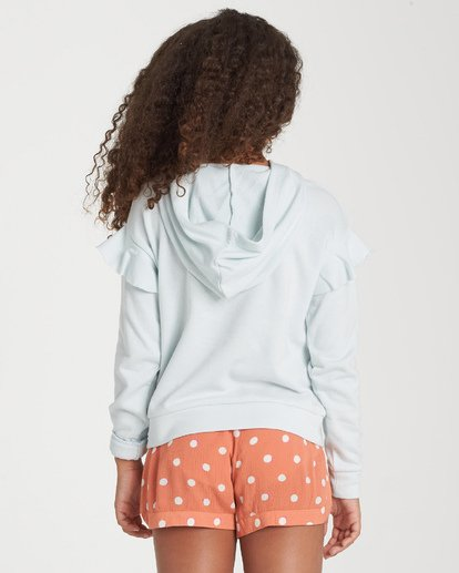 2 Girls' Winters Call Hoodie Black G603WBWI Billabong