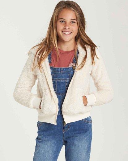 0 Girls' Cozy Town Fleece  G606QBCO Billabong
