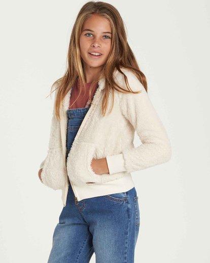 1 Girls' Cozy Town Fleece  G606QBCO Billabong