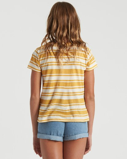 5 Girls' Soul Babe Mini T-Shirt Grey G9013BSO Billabong