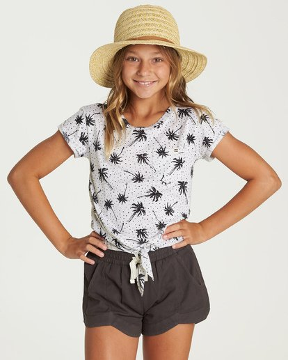 0 Girls' Knot It Top  G904UBKN Billabong