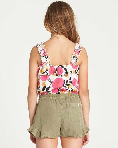 2 Girls' Love Lily Tank Black G905TBLO Billabong