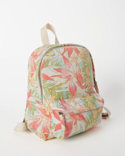 2 Girls' Mini Mama Jr Canvas Backpack Orange GABGWBMI Billabong