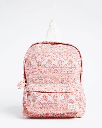 0 Girls' Mini Mama Jr Backpack Multicolor GABGWBMI Billabong
