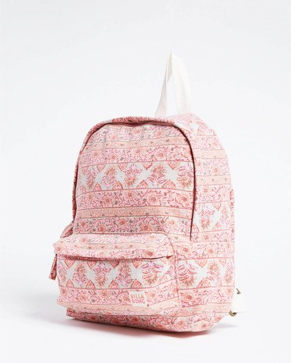 1 Girls' Mini Mama Jr Backpack Multicolor GABGWBMI Billabong