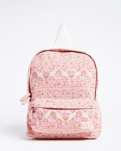3 Girls' Mini Mama Jr Backpack Multicolor GABGWBMI Billabong