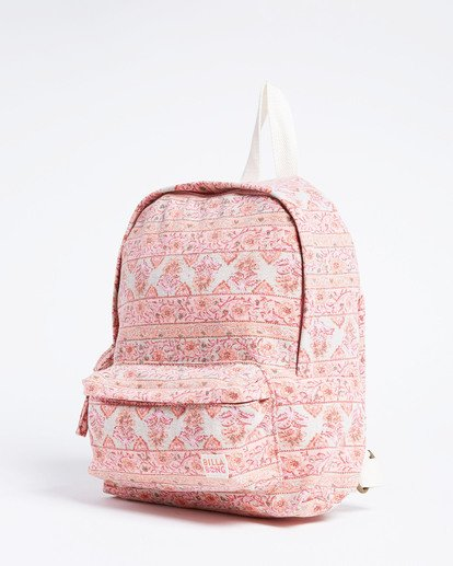 4 Girls' Mini Mama Jr Backpack Multicolor GABGWBMI Billabong