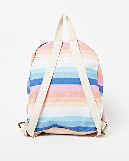 3 Girls' Mini Mama Jr Backpack Grey GABGWBMI Billabong