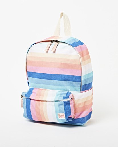 1 Girls' Mini Mama Jr Backpack Grey GABGWBMI Billabong