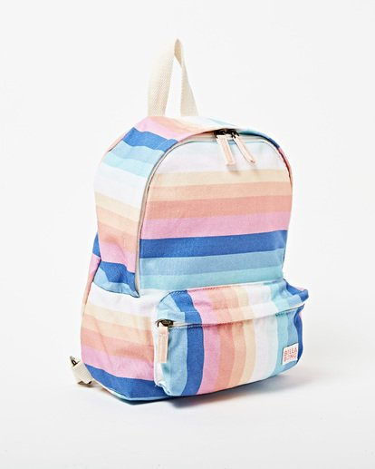 2 Girls' Mini Mama Jr Backpack Grey GABGWBMI Billabong