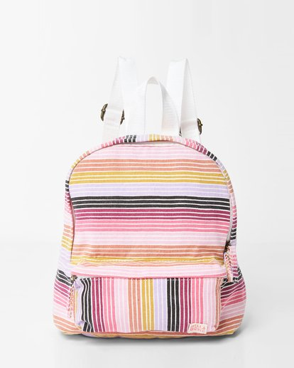 1 Girls' Mini Mama Jr Backpack Red GABGWBMI Billabong