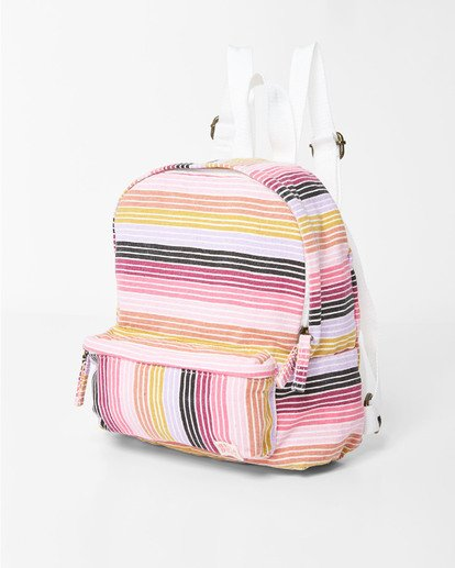 2 Girls' Mini Mama Jr Backpack Red GABGWBMI Billabong