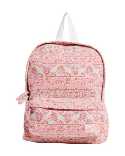 6 Girls' Mini Mama Jr Backpack Multicolor GABGWBMI Billabong
