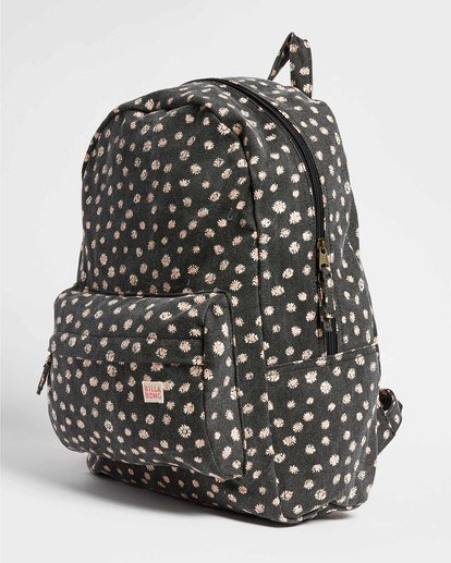 1 Girls' Hand Over Love Jr Backpack Black GABK3BHA Billabong