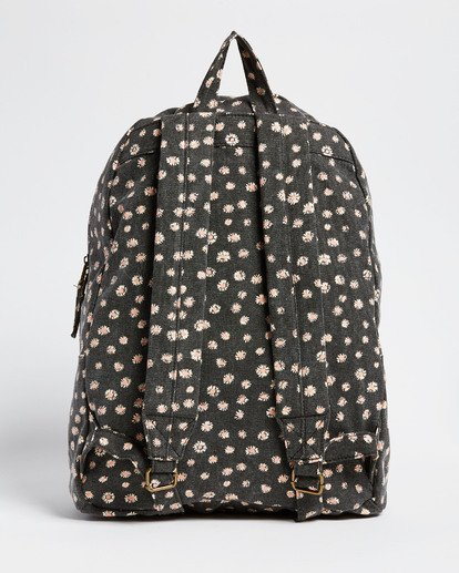 2 Girls' Hand Over Love Jr Backpack Black GABK3BHA Billabong