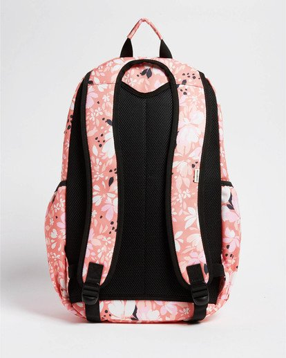 2 Girls' Roadie Jr Backpack Multicolor GABK3BRO Billabong