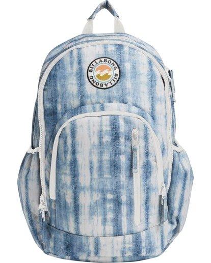 0 Girls' Roadie Jr Backpack Blue GABK3BRO Billabong