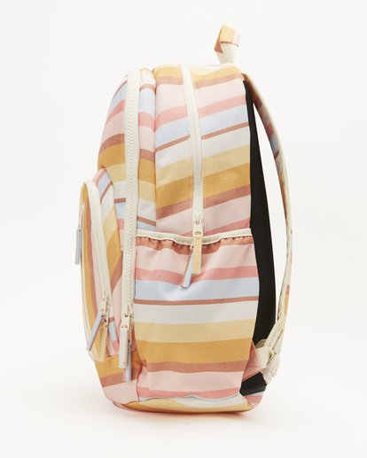 1 Girls' Roadie Jr Backpack Yellow GABK3BRO Billabong