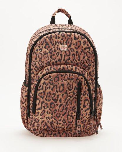 0 Girls' Roadie Jr Backpack Brown GABK3BRO Billabong