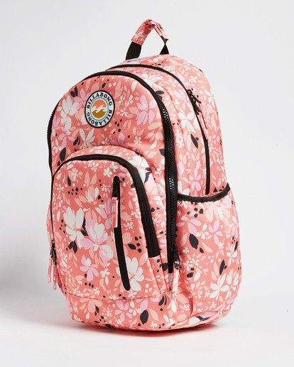 1 Girls' Roadie Jr Backpack Multicolor GABK3BRO Billabong