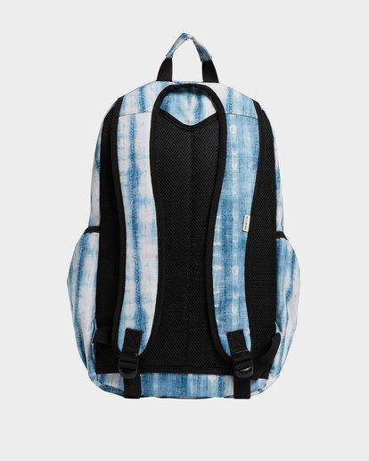 2 Girls' Roadie Jr Backpack Blue GABK3BRO Billabong