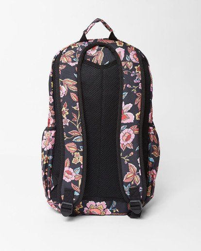 3 Girls' Roadie Jr Backpack Black GABKQBRO Billabong