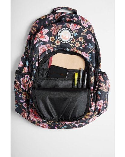 6 Girls' Roadie Jr Backpack Black GABKQBRO Billabong